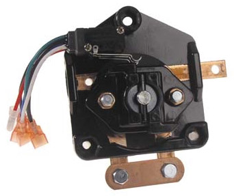 club car heavy duty forward and reverse switch  this switch is for 36 / 48  volt golf carts, difference being the number of micro switches