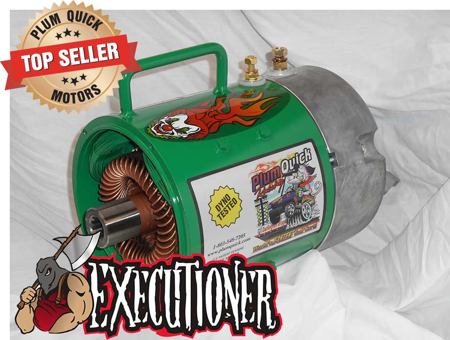 Executioner, Club Car - Sepex Series - High Speed