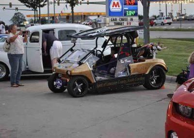 gold drag cart-2