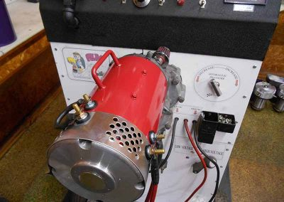 custom motor 16