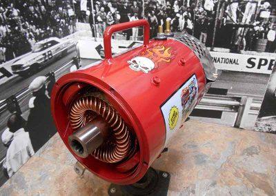custom motor 25
